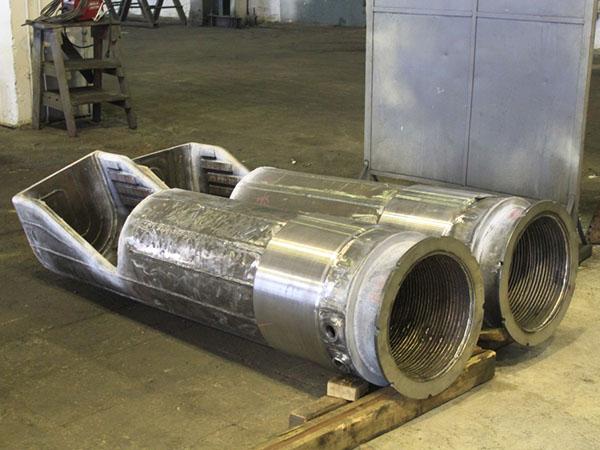Įranga liejyklai amekus projektai nestandartiniai negabaritiniai metalo gaminiai liejyklos latakai