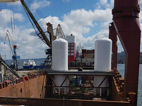 Slėginės talpos laivui amekus projektai nestandartiniai metalo gaminiai